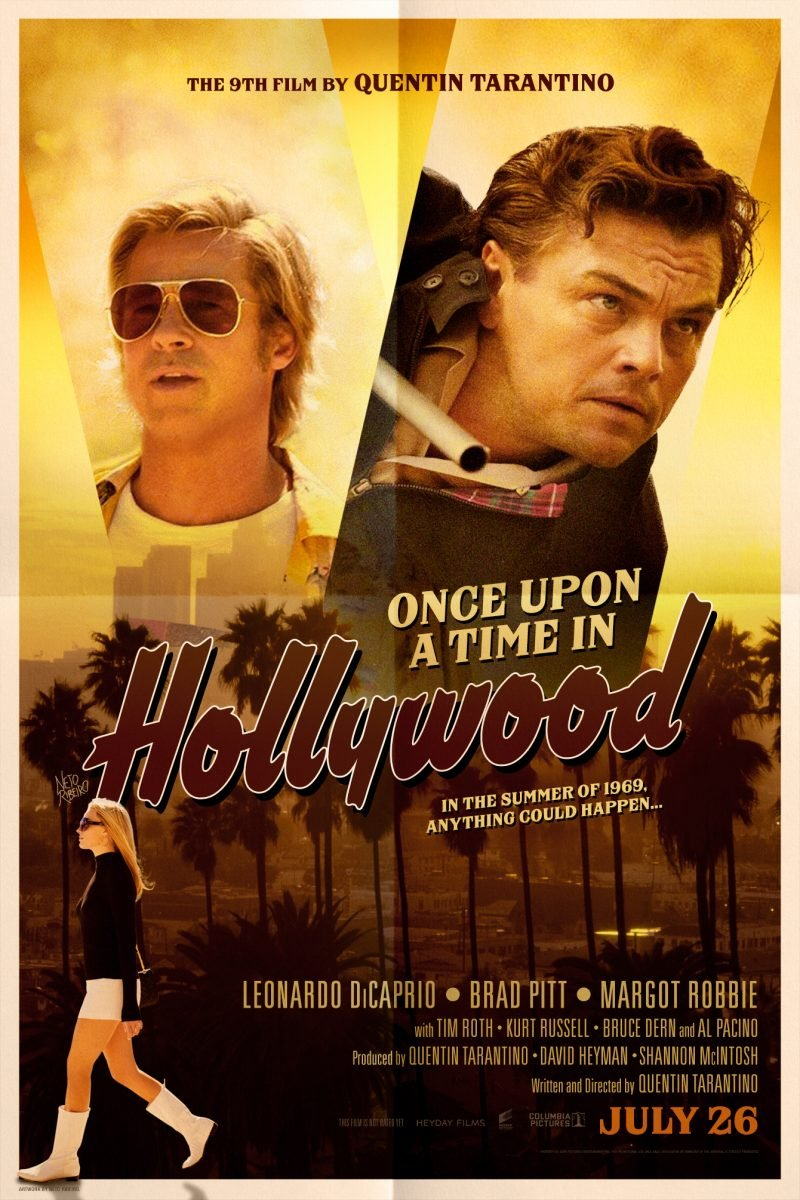Once Upon A Time In Hollywood Stream Deutsch